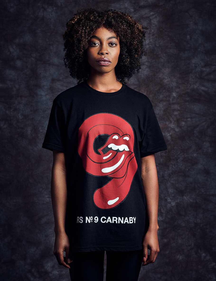 No9 Tongue Carnaby T-Shirt