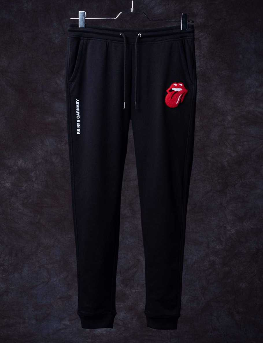 Chenille Patch Oversized Sweatpants