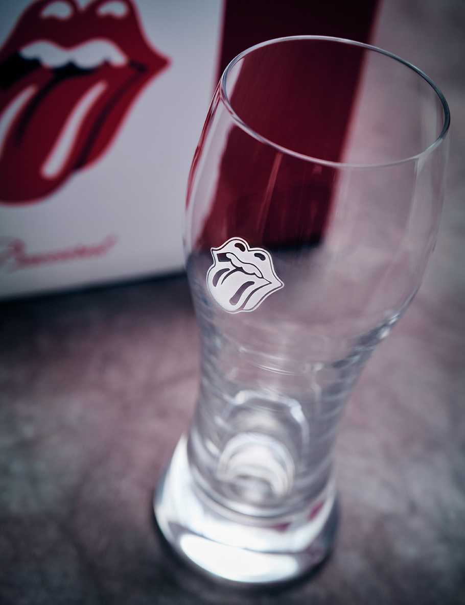 Chateau Baccarat Beer Glass